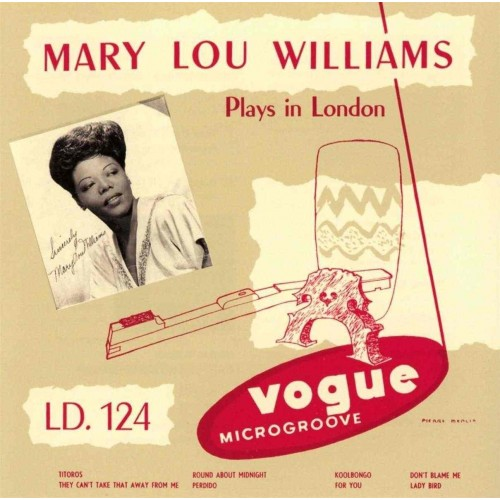 Mary Lou Williams Plays In London. Jazz Connoisseur (1 CD)