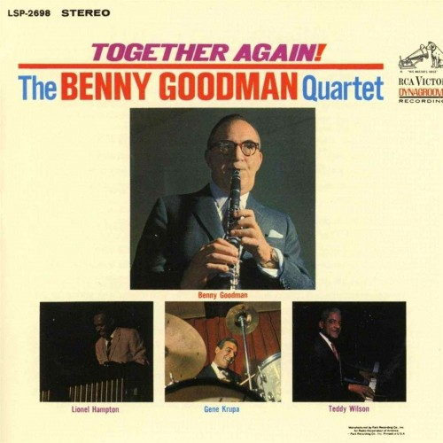 Together Again. Jazz Connoisseur (1 CD)