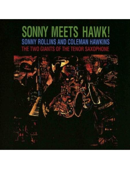 Sonny Meets Hawk. Jazz Connoisseur (1 CD)