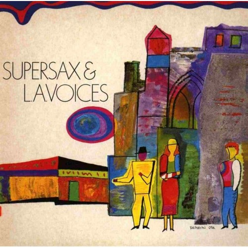 Supersax & L.A. Voices. Jazz Connoisseur (1 CD)
