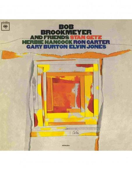 Bob Brookmeyer & Friends. Jazz Connoisseur (1 CD)