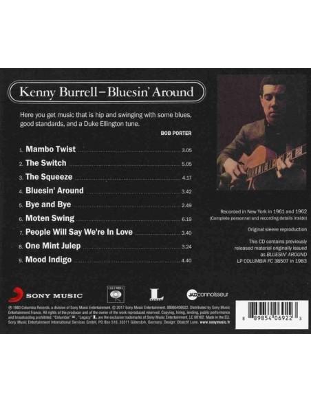 Bluesin' Around. Jazz Connoisseur (1 CD)