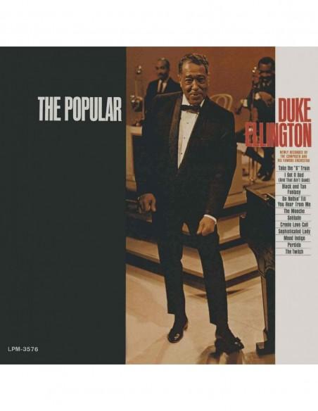 The Popular Duke Ellington. Jazz Connoisseur (1 CD)