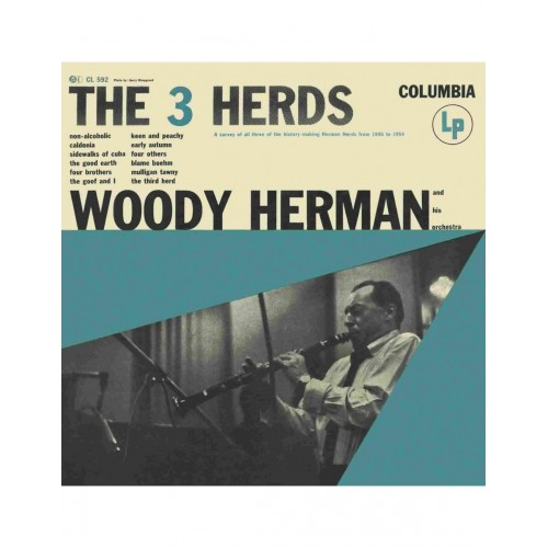 The 3 Herds. Jazz Connoisseur (1 CD)
