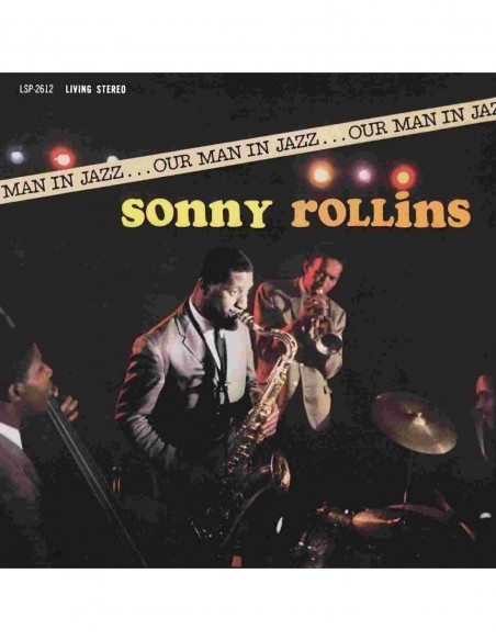 Our Man In Jazz. Jazz Connoisseur (1 CD)