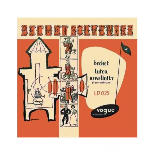 Bechet Souvenirs. Jazz Connoisseur (1 CD)