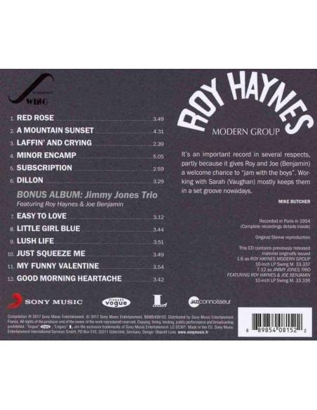 Roy Haynes' Modern Group. Jazz Connoisseur (1 CD)