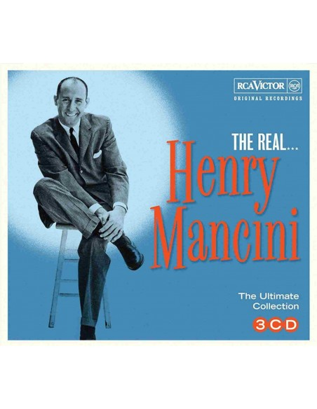 The Real...Henry Mancini (3 CD)