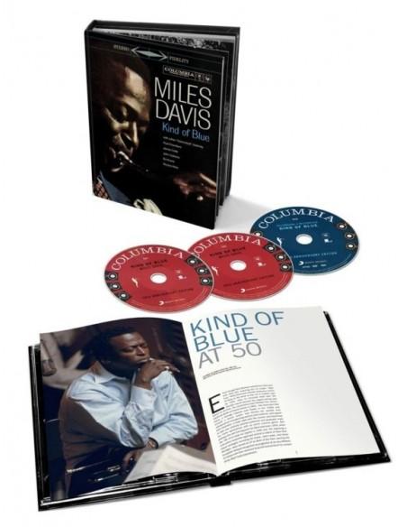 Kind Of Blue (2 CD+1 DVD)