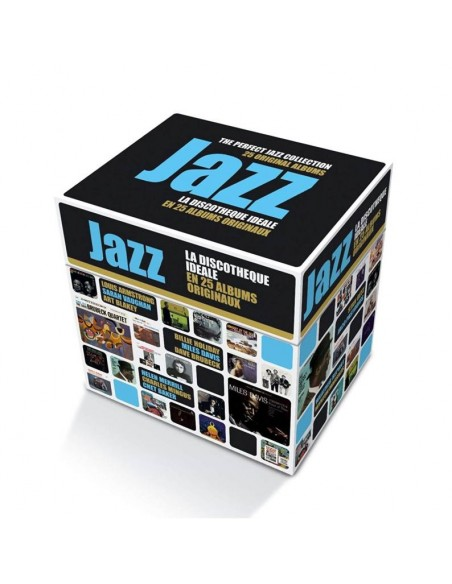 The Perfect Jazz Collection (Box 25 CD)