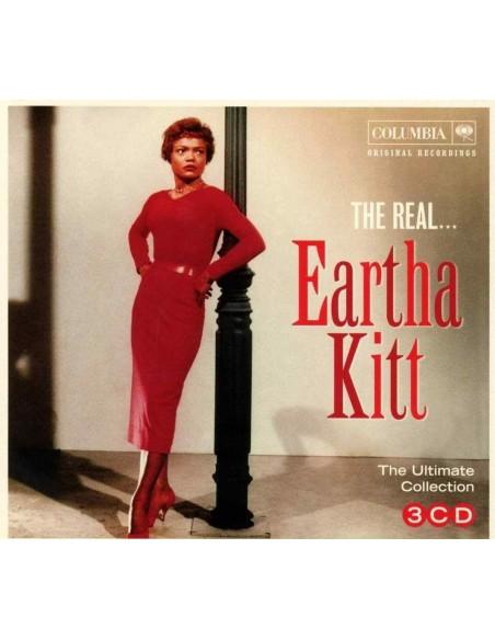 The Real... Eartha Kitt (3 CD)