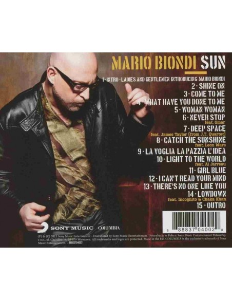 Sun. International Version (1 CD)