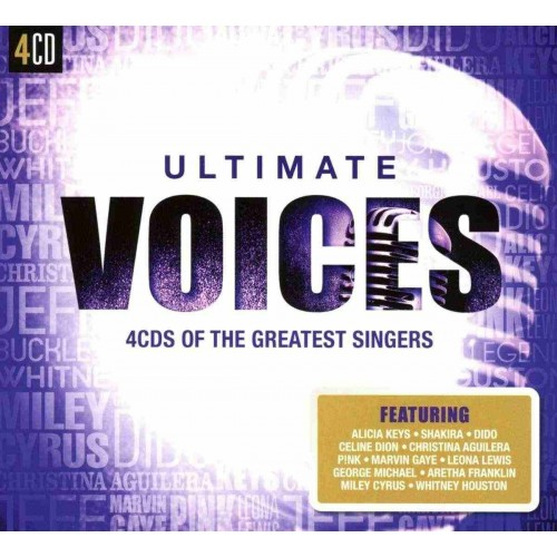 Ultimate... Voices (4 CD)