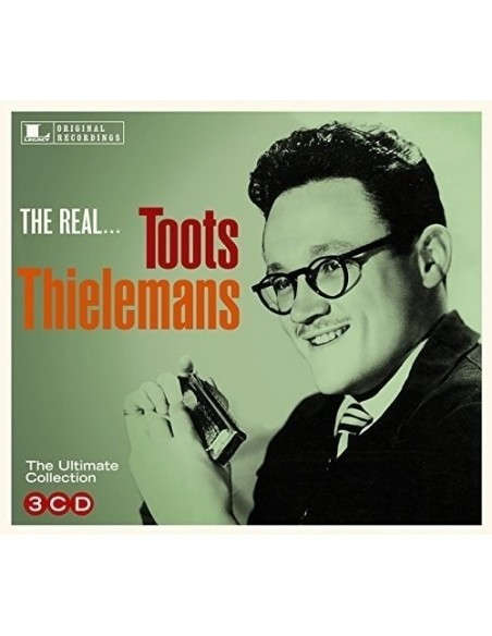 The Real... Toots Thielemans (3 CD)