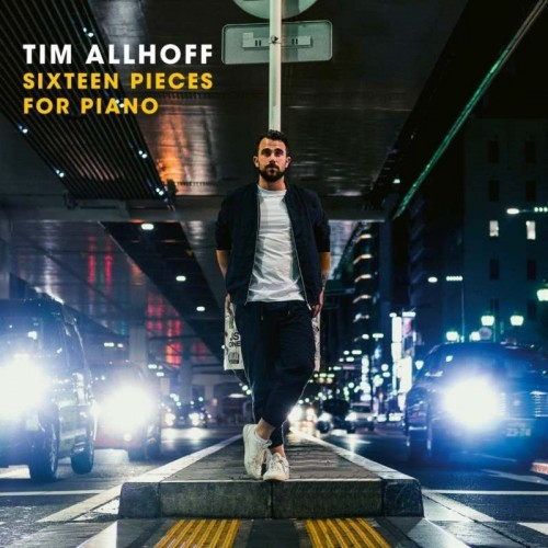 Sixteen Pieces For Piano (1 CD)
