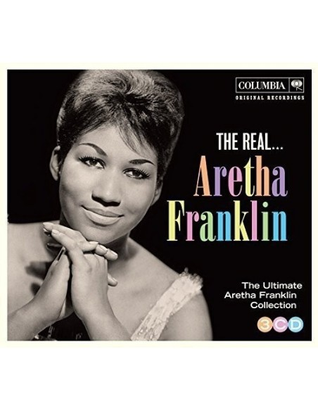 The Real... Aretha Franklin (3 CD)