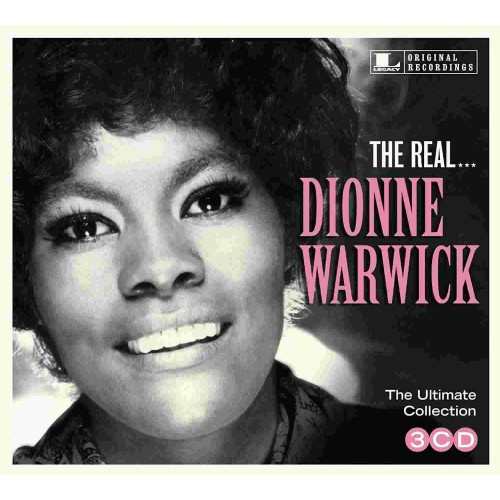 The Real... Dionne Warwick (3 CD)