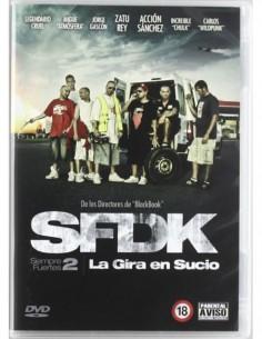 Siempre Fuertes 2 / La Gira En Sucio-1 DVD