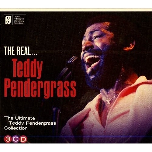 The Real... Teddy Pendergrass (3 CD)
