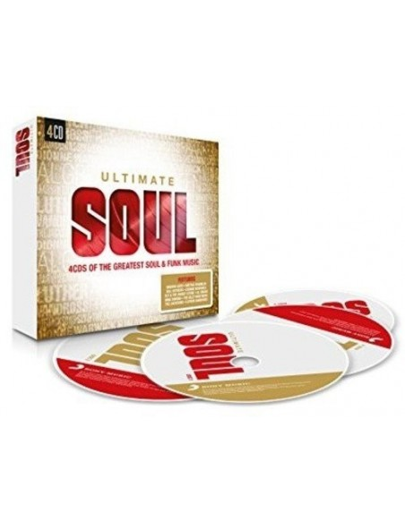 Ultimate... Soul (4 CD)
