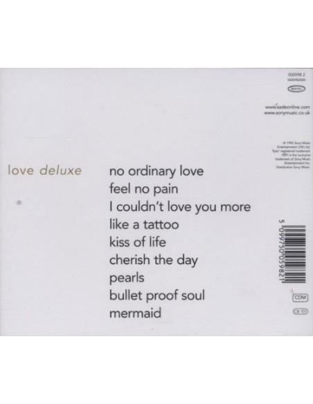 Love Deluxe (1 CD)