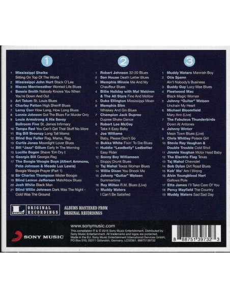 The Real... Blues Collection (3 CD)