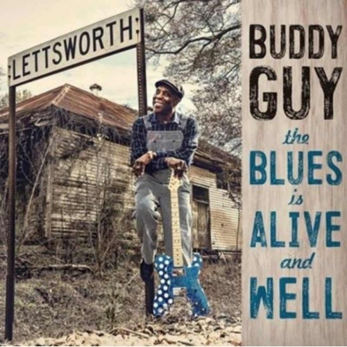 The Blues Is Alive And Well (1 CD)