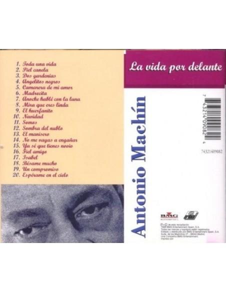 La Vida Por Delante (1 CD)