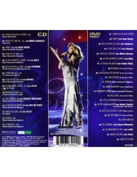 Rocio Siempre (1 CD+1 DVD)