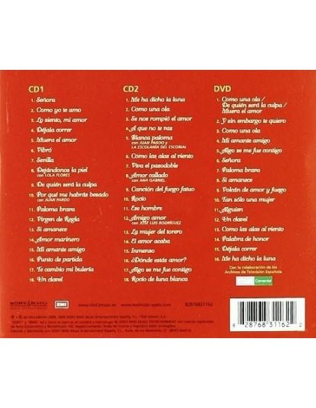 Señora - Antologia (New Version) (2 CD+1 DVD)