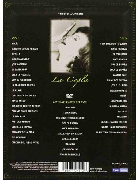 La Copla (Los Grandes Exitos De La...) (2 CD+1 DVD)