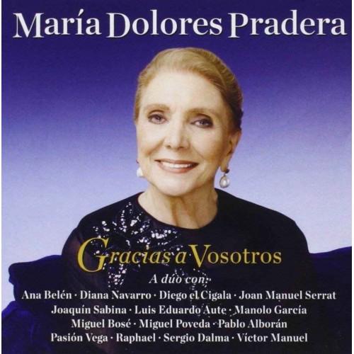 Gracias A Vosotros (1 CD Jewelcase)
