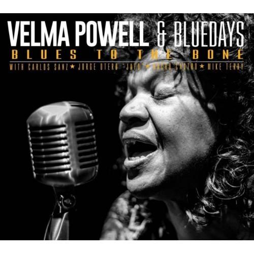 Blues To The Bone (1 CD)
