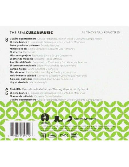 The Real Cuban Music: Guajira (Remasterizado) (1 CD+1 DVD)