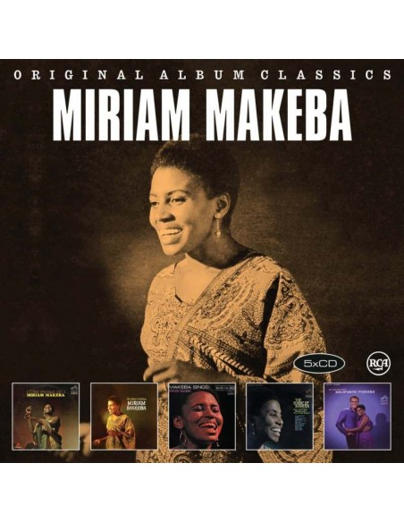 Original Album Classics. The Rca Albums (5 CD)