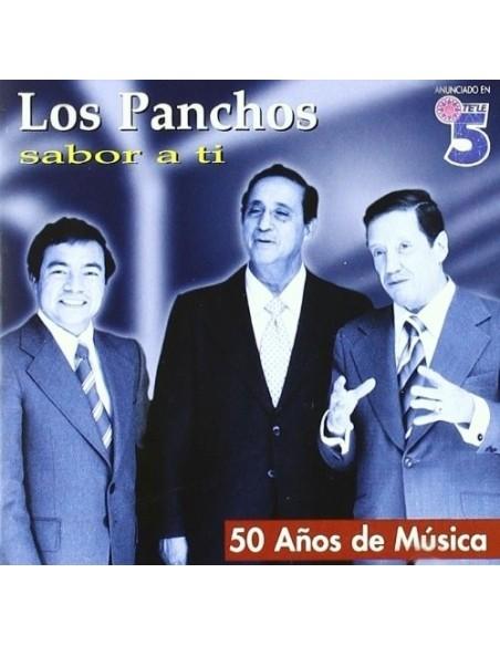 Sabor A Ti-50 A Os De Musica (2 CD)