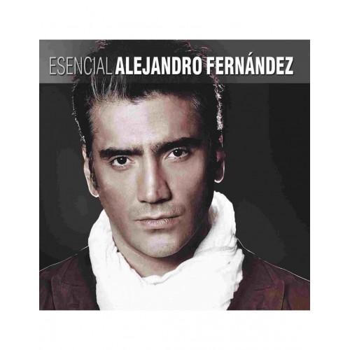 Esencial Alejandro Fernández (2 CD)