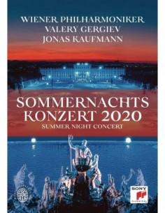 Sommernachtskonzert 2020 / Summer Night Concert 2021 (1 DVD)