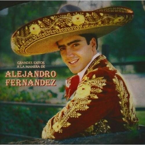 Grandes Exitos A La Manera De (1 CD)