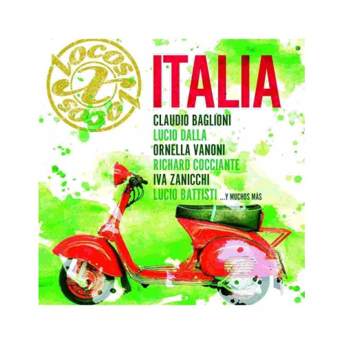 Locos X Italia (2 CD)