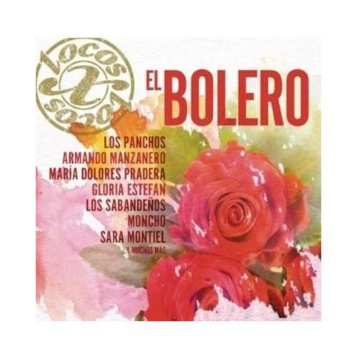 Locos X El Bolero (2 CD)