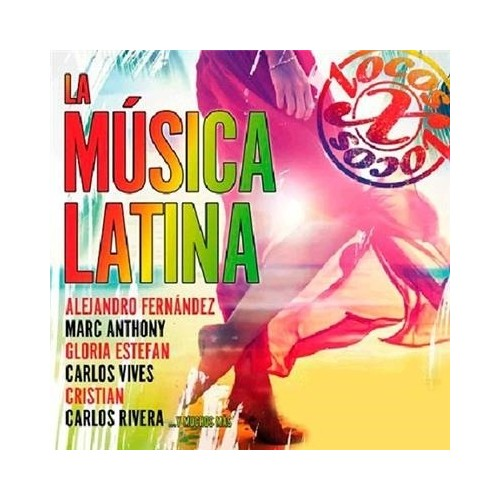 Locos X La Música Latina (2 CD)