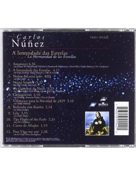 A Irmandade Das Estrelas (1 CD)