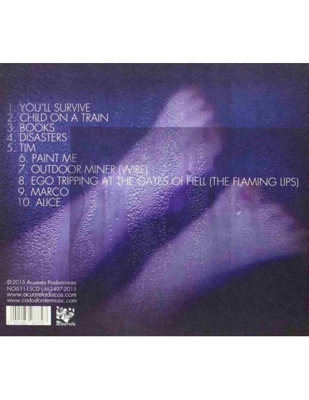 Disasters (1 CD)