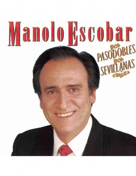 Por Pasodobles-Por Sevillanas (1 CD)