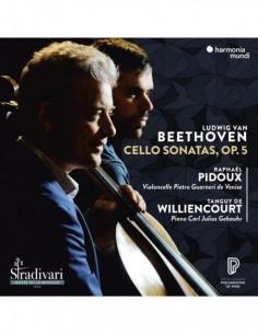 Cello Sonatas Op. 5 (1 CD)