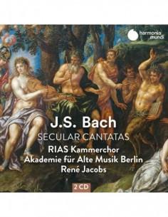 Secular Cantatas Bwv 201 (2...