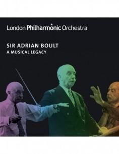 Sir Adrian Boult A Musical...