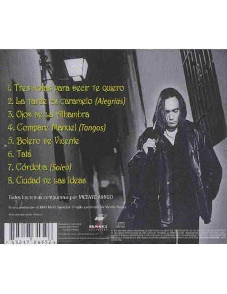Ciudad De Las Ideas (1 CD)