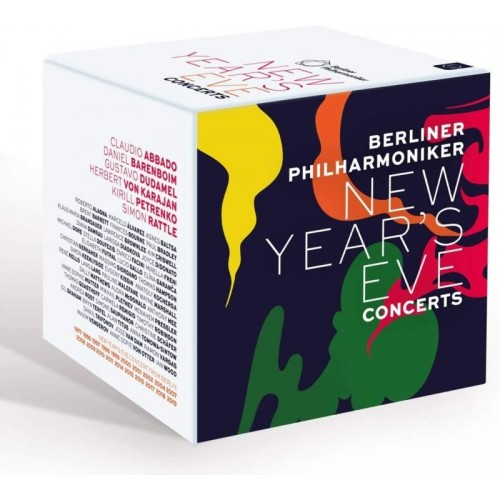 New Year?S Eve Concerts 1977-2019 (Box 20 Blu Ray)